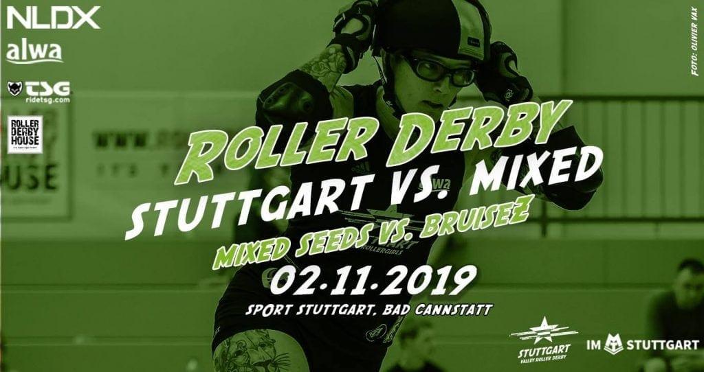 Stuttgart vs. BruiseZ am 02.11.19