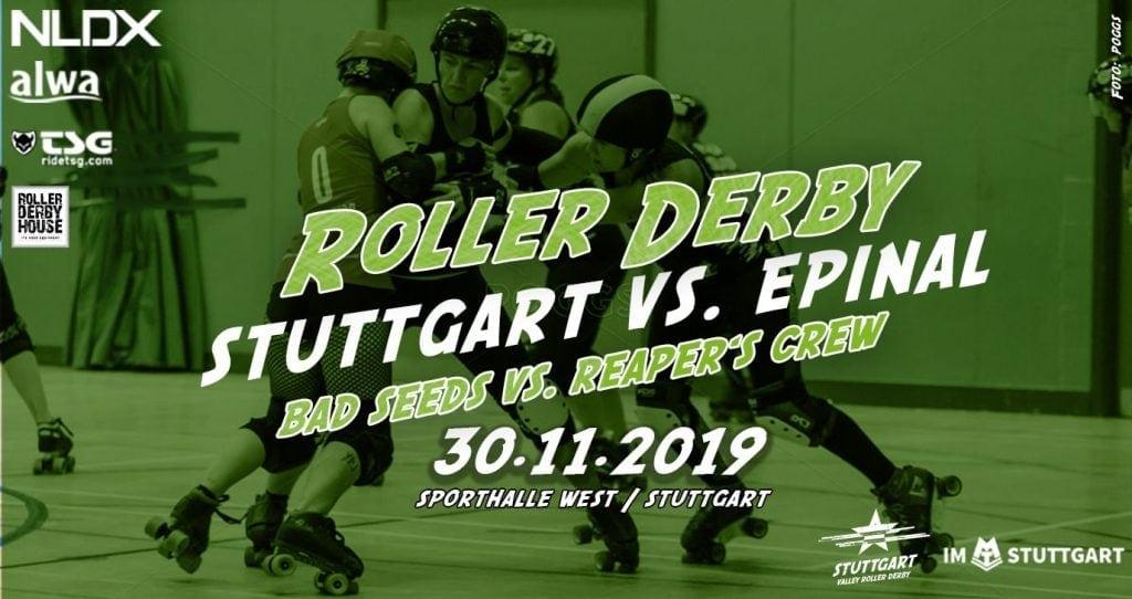 Stuttgart vs. Epinal am 30.11.19